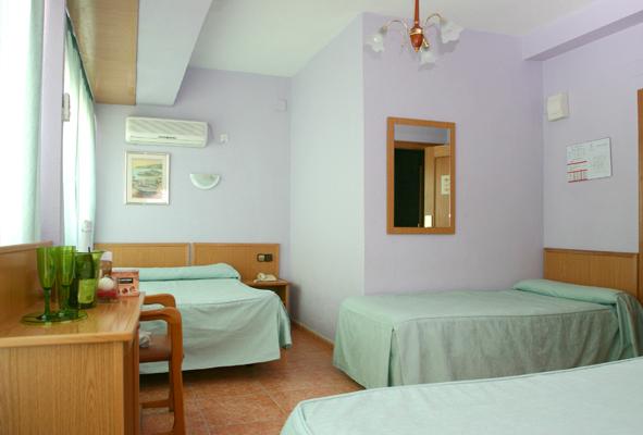Hotel cervantes habitacion 1