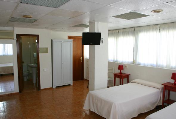 Hotel cervantes habitacion 3
