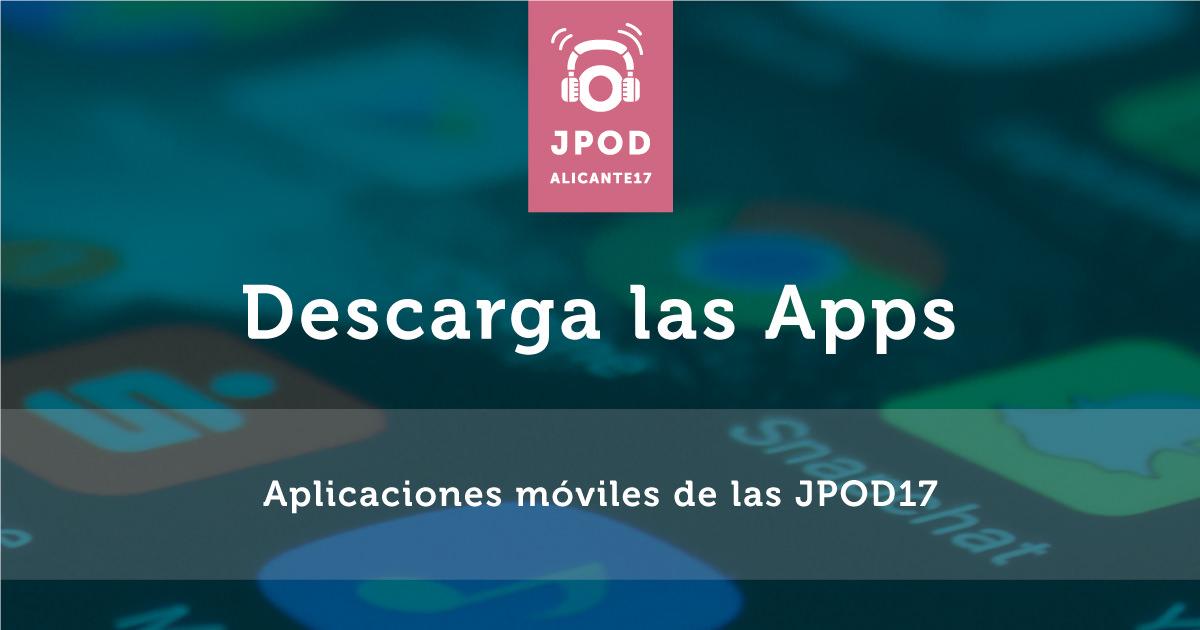Aplicaciones jpod