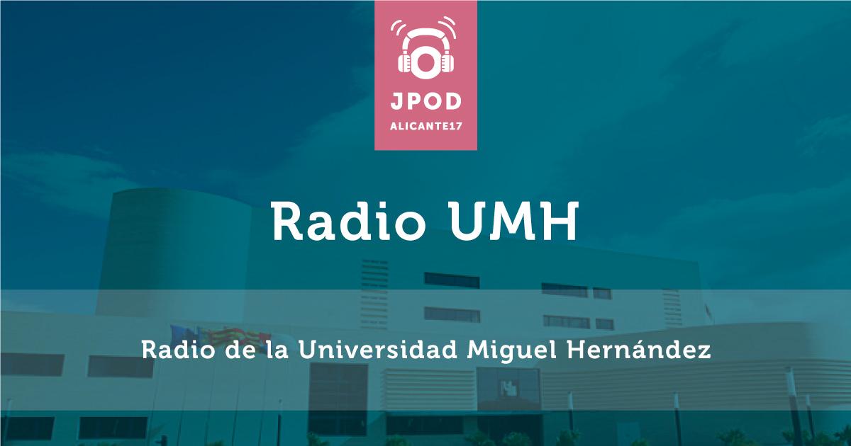 Radio universidad miguel hernandez
