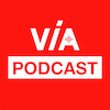Via podcast logo itunes