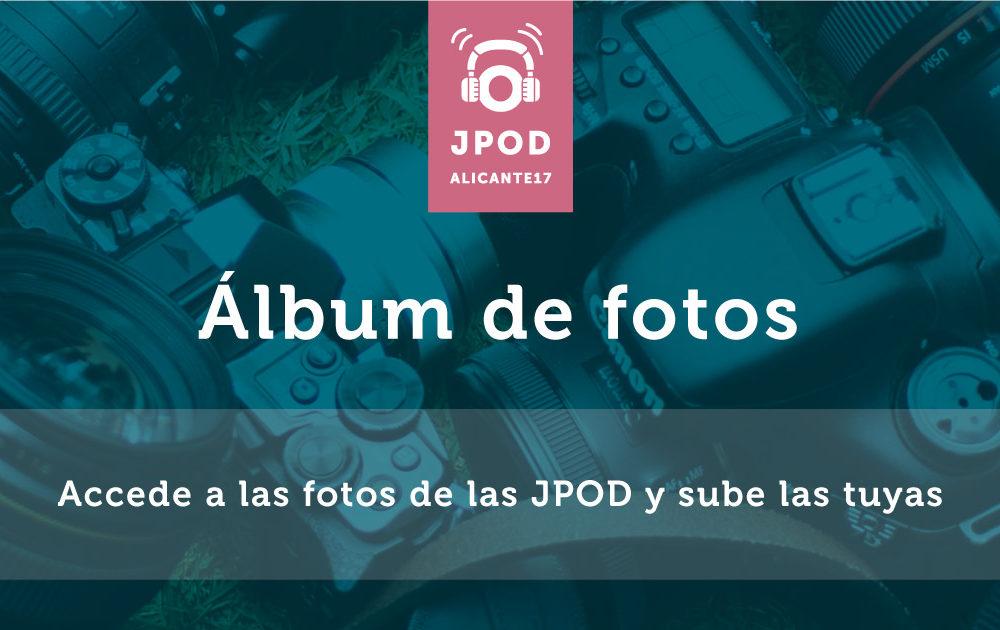 Las fotos de las JPod