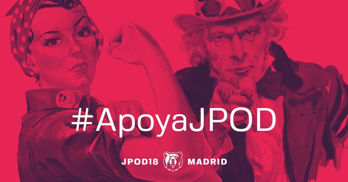 #Apoyajpod