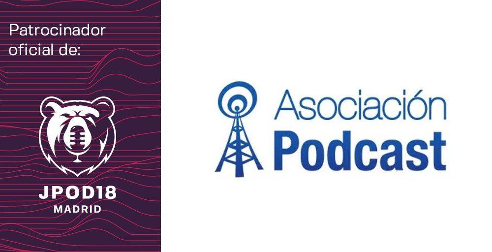 Llega nuestro primer apoyo, la Asociación Podcast