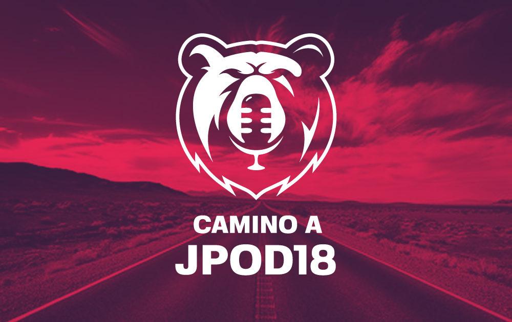 Caminamos juntos hacia JPOD18 Madrid