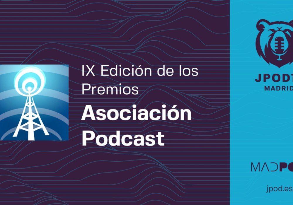 Se abre el plazo de inscripción a los premios de la Asociación Podcast.