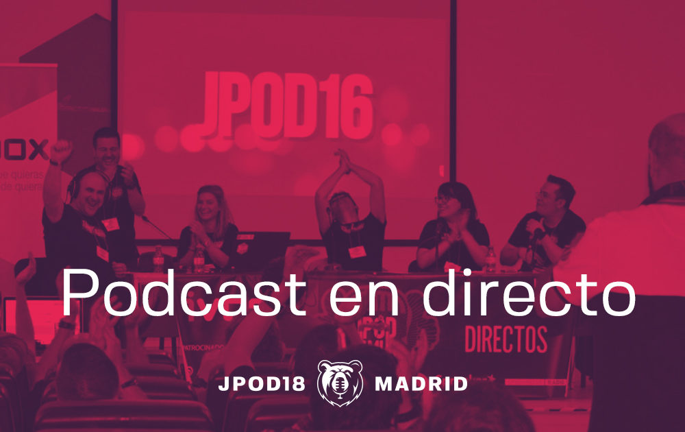 Podcast en directo