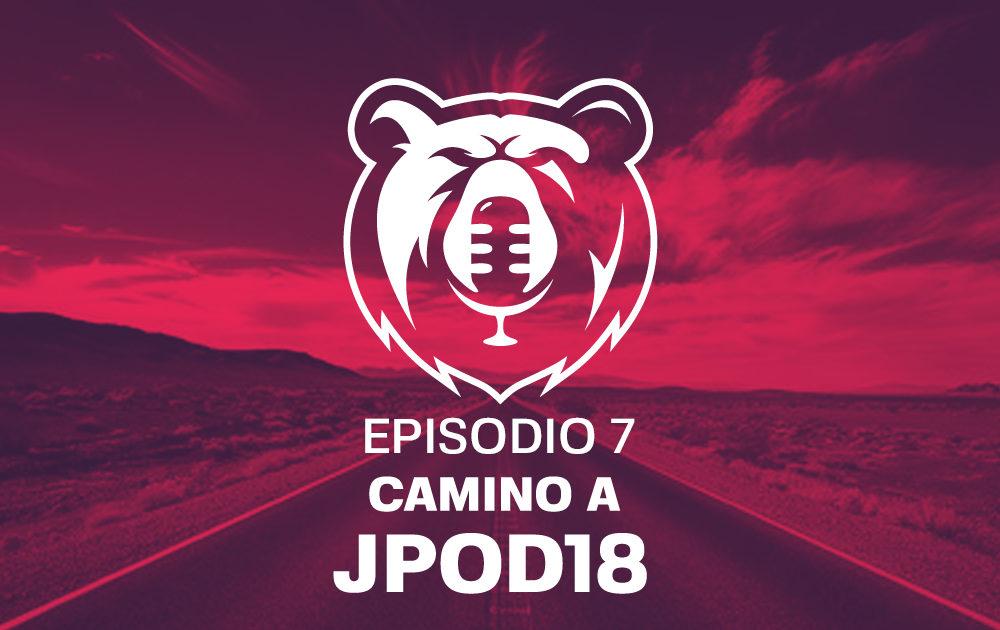 Camino a JPOD – Capítulo 7