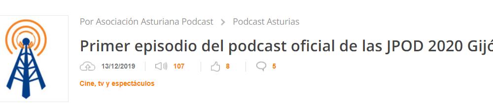 Podcast jpod20